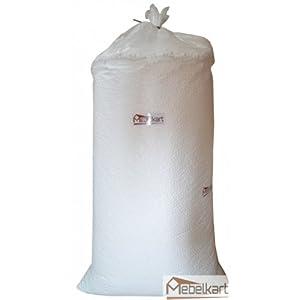 Mebelkart Thermocol Beans Packet Bean Bag Refill 1kg