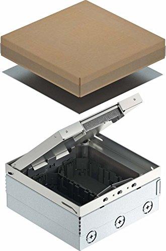 Obo Bettermann serbatoio completo Udh ome42V GB U 'Tazza con dispositivo per apparecchi Sub-surface urmontage 4012195916604