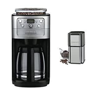 Cuisinart Grind And Brew Coffee Maker Dgb 700bc : Amazon.com: Cuisinart (DGB-700BC) 12 Cup Grind & Brew Coffeemaker: Drip Coffeemakers: Kitchen ...