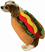 Forum Hot Dog Pet Costume Medium
