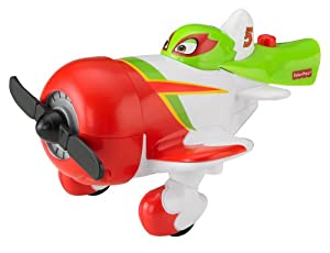 Fisher-Price Disney's Planes Sound Action Flyers El Chupacabra