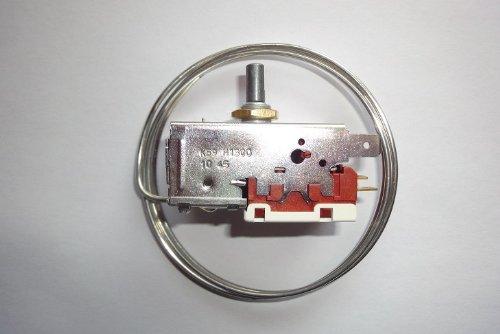 Kühlschrankthermostat Alternativersatzteil für AEG Miele Liebherr Küppersbusch Einbaukühlschrank Kühlschrankthermostat