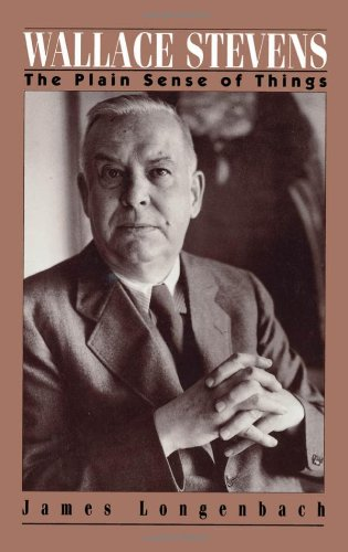 wallace stevens biography essay One thing a biographer is obligated to do is try to evaluate the reliability of the sources one has at hand, both textual and oral and in her review of the whole harmonium: the life of wallace stevens [nyr, july 14], helen vendler rightly demands this of my biography as well in a footnote, vendler.