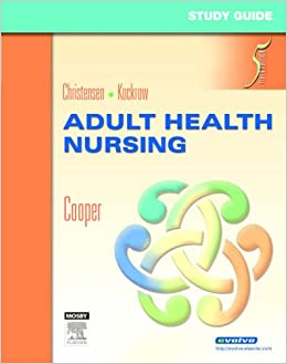 Adult 1 study guide