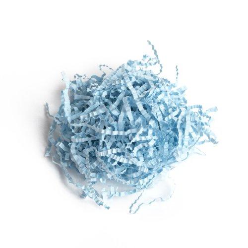 Koyal Crinkle Cut Paper Shredder, 7-Ounce, Light Blue