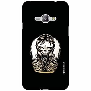 Printland Back Cover For Samsung Galaxy J1 Ace - Silicon cool Designer Cases