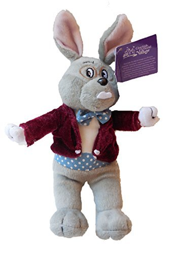 Mayor Clayton Plush Toy Bunny in Maroon Waistcoat