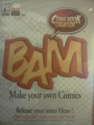 BAM - Comic Book Creator [PC]