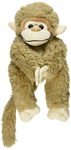 "Purr-Fection Jasper Tan Spider Monkey 12"" Plush"