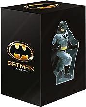 Batman Collection - Coffret Collector Edition Limitée - Intégrale des 4 Films (1989-1997) DVD+Blu-Ray + Statue Batman [Édition avec figurine]