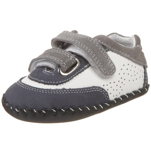 pediped Originals Demetri Hook and Loop Sneaker InfantB001D60S0W : image