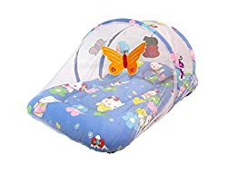 My Little Champ Butterfly Net Bedding (Red Blue)
