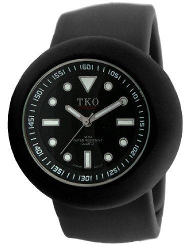 TKO ORLOGI Women's TK590-BBB Slappers Interchangable Set Black