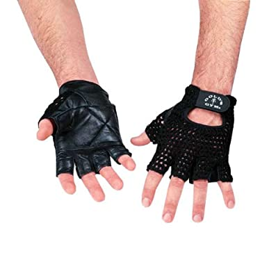 Golds Gym Mesh Back Weight Lifting Gloves from Golds Gym