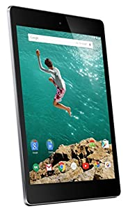 Google Nexus 9 Tablet (8.9-Inch, 32 GB, White, Wi-Fi Only) (Certified Refurbished)