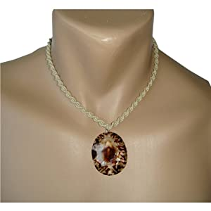 Hawaiian Jewelry Opihi Shell Hemp Necklace Pendant From Hawaii