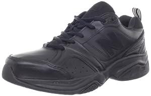New Balance Men's MX623 Cross-Training Shoe,Black,9.5 4E US