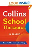 Collins School Thesaurus (Collins School)