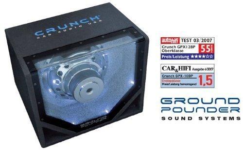 Crunch-GPX8BP-20cm-Gehuse-Subwoofer