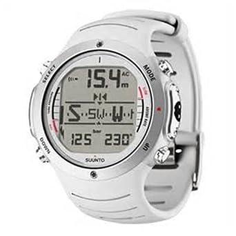 Buy Suunto Mens D6i WHITE W  USB Athletic Watches by Suunto