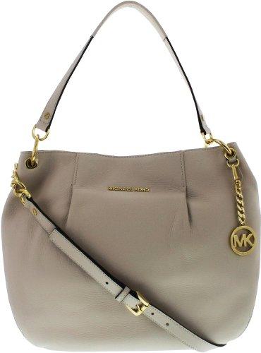 Michael Kors Bedford Vanilla Large Shoulder Bag