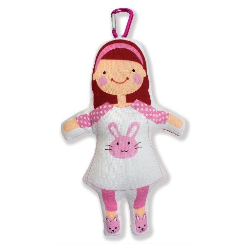 """North American Bear Company Sophie & Lili Gigi 7"""" Doll"""