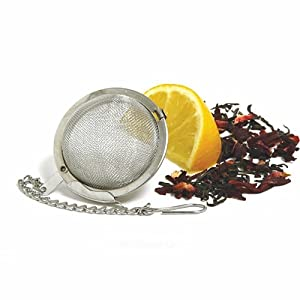 Norpro Mesh Tea Ball Strainers, 1-3 4-Inch by Norpro