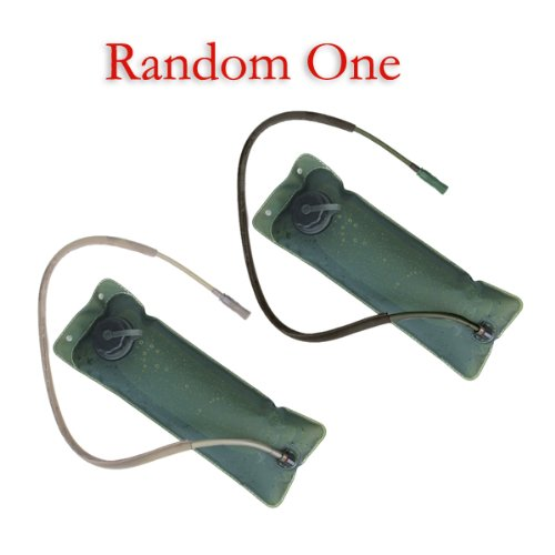 3L Outdoor Activities TPU Hydration Bladder Bag - Oliv Bag Khaki Tube