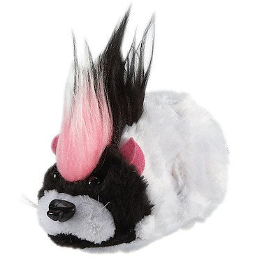 41anKygNW4L Reviews Zhu Zhu Pets Rock Star Hamster   Roxie Pink Long Hair