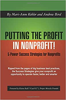 Putting The Profit In Nonprofit: 5 Power Success Strategies For Nonprofits (Nonprofit Success Strategies) (Volume 1)