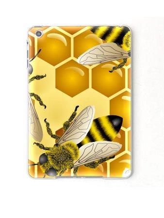 iPad mini アイパッド ミニ カバー ケース 蜂の巣 アイパッド ミニ