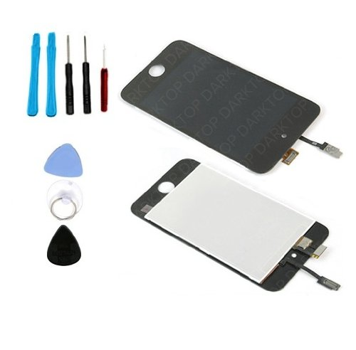 Apple Ipod Touch 4 4g 4th Gen. LCD Screen+touch Digitizer Cover Attached Set