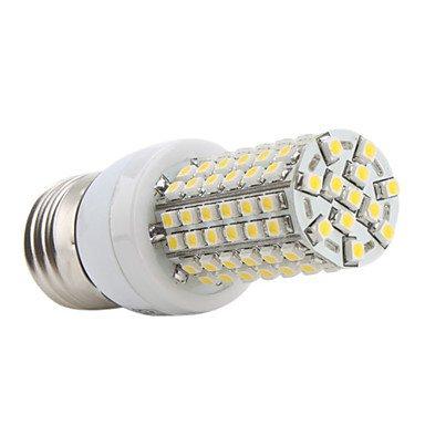 M.M E27 3W 96X3528 Smd 300Lm 2800-3200K Warm White Light Led Corn Bulb (230V)