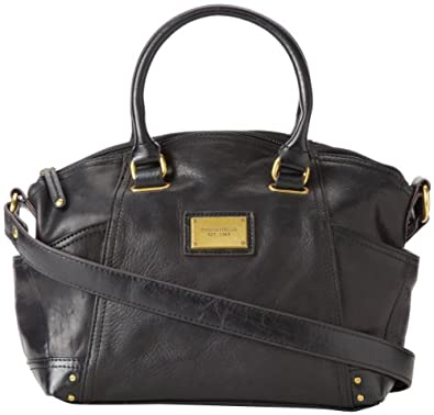 Tignanello Classic Revival Top Handle Bag,Black,One Size