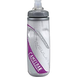 Buy Camelbak Podium Chill Water Bottle 21oz Carbon by CamelBak