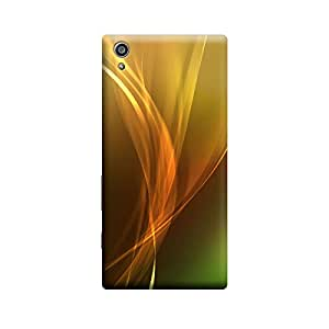 CaseLite Premium Printed Mobile Back Case Cover With Full protection For Sony Xperia Z5 (Designer Case)