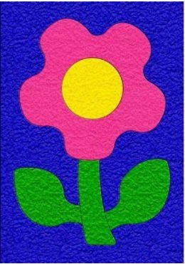 Cheap Fun Lauri 1965 Crepe Rubber Puzzle- Flower- Pack of 2 (B005GVB1SI)