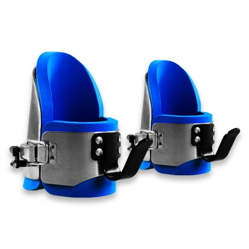 we r sports bottes d 39 inversion ultra r sistantes bleu fitness et musculation balles. Black Bedroom Furniture Sets. Home Design Ideas