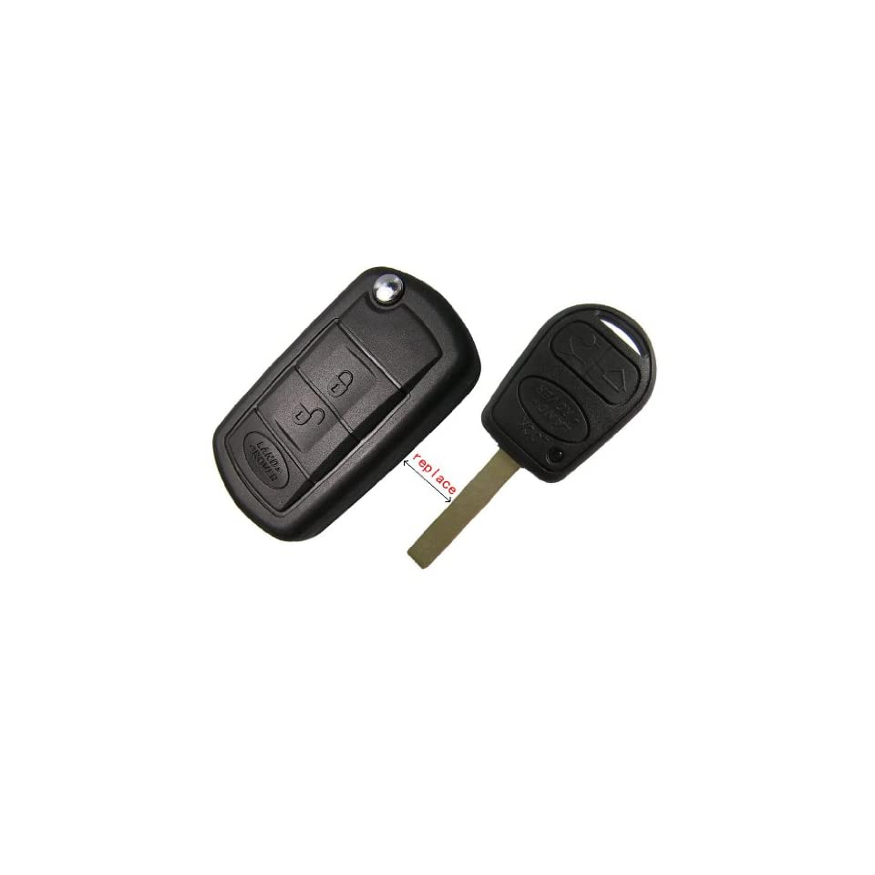 Range Rover Flip style Remote Replace the Remote head Key 44 Chip inside 433Mhz