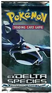 Pokemon Trading Card Game EX Delta Species Booster Pack