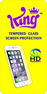 KING Screen Protector for SAMSUNG- 7392 Tempered glass