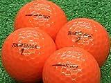【Aランク】【ロゴなし】ツアーステージ S100 スーパーオレンジ 20個セット【ロストボール】