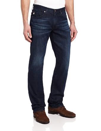 AG Adriano Goldschmied Men's The Protégé Straight Leg Jean in Vector, Vector, 29x34