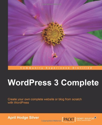 WordPress 3 Complete 1849514100 pdf
