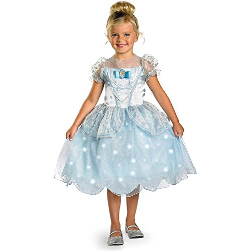 Cinderella Light-Up Kids Costume