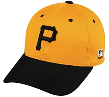 Pittsburgh Pirates Youth Cooperstown Throwback Retro Officially Licensed MLB Adjustable Velcro Baseball Hat Ball Cap