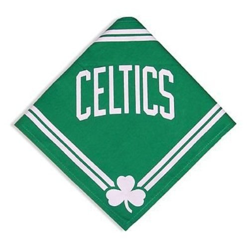 Sporty K9 Boston Celtics Dog Bandana, Small at Amazon.com