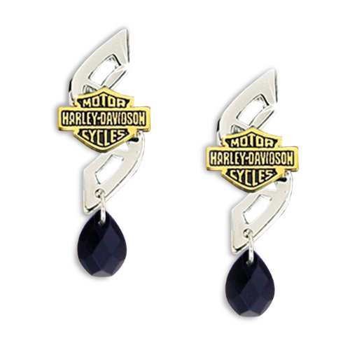 Sterling Silver Ladies Dangerous Curves Earrings