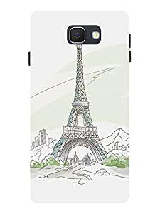 TREECASE Designer Printed Soft Silicone Back Case Cover For Samsung Galaxy J7 Prime SM-G610F