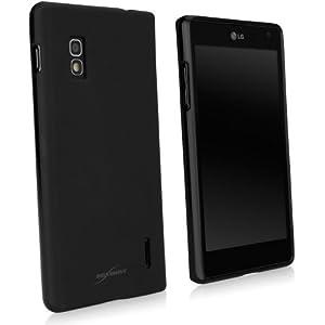 Amazon.com: BoxWave Blackout LG Optimus G E970 Case - Durable, Slim